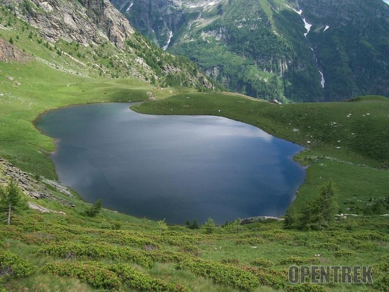 Escursione lago di Matogno valle Agarina