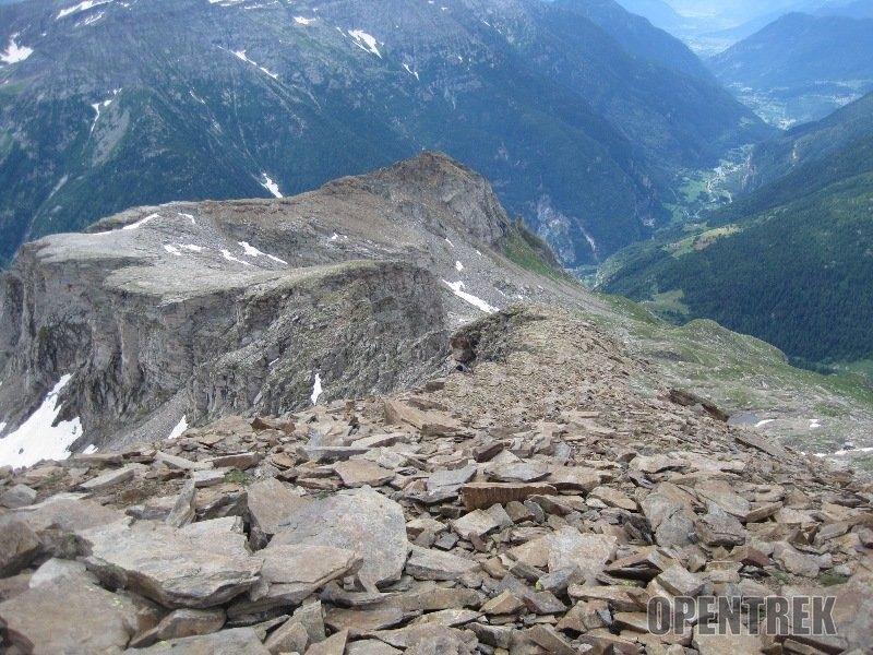 Escursione Monte Giove da Chioso in valle Antigorio