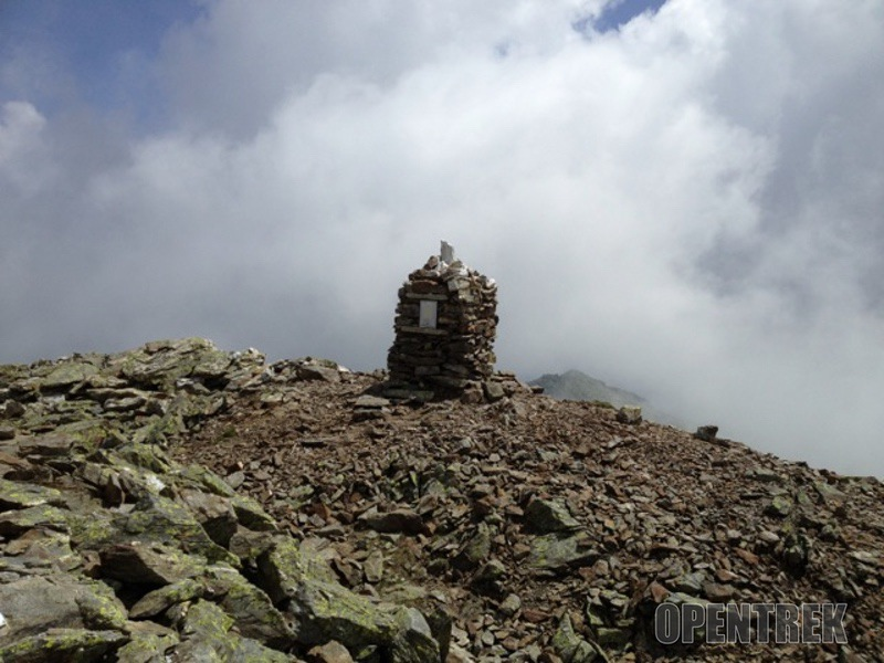 Escursione cima Verosso in val Bognanco