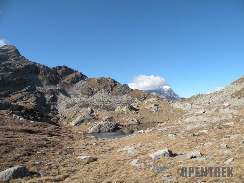 Escursione laghi di Variola e Paione valle Bognanco