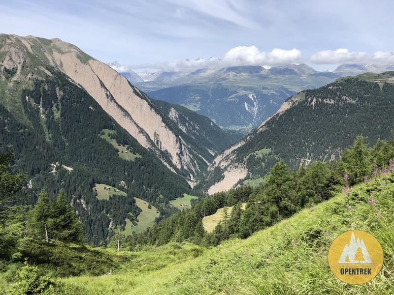 panorama svizzera