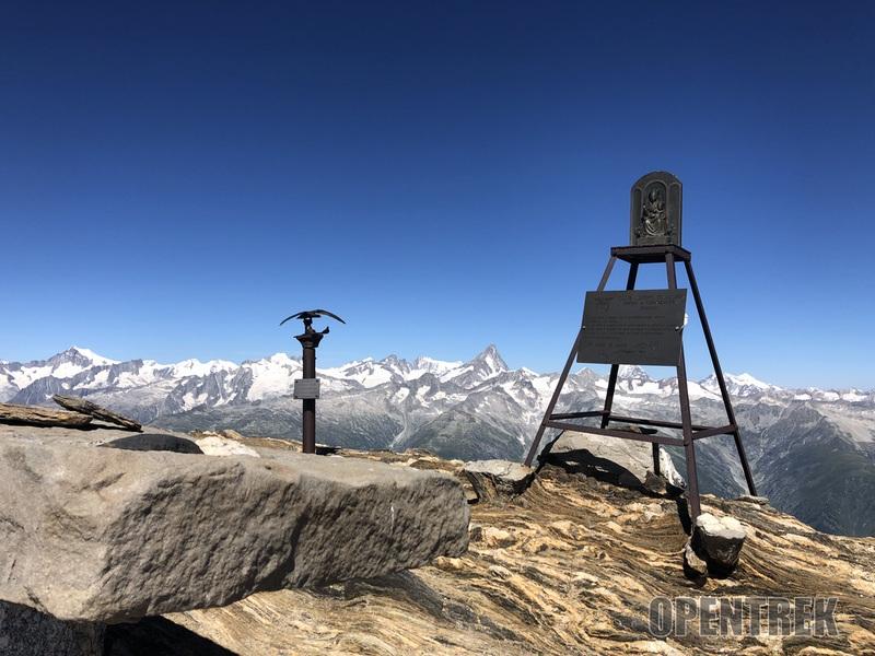 Escursione Blinnenhorn o Corno Cieco, val Formazza