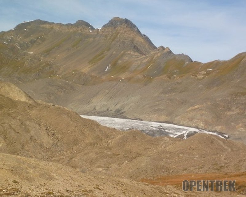 ghiacciaio gries