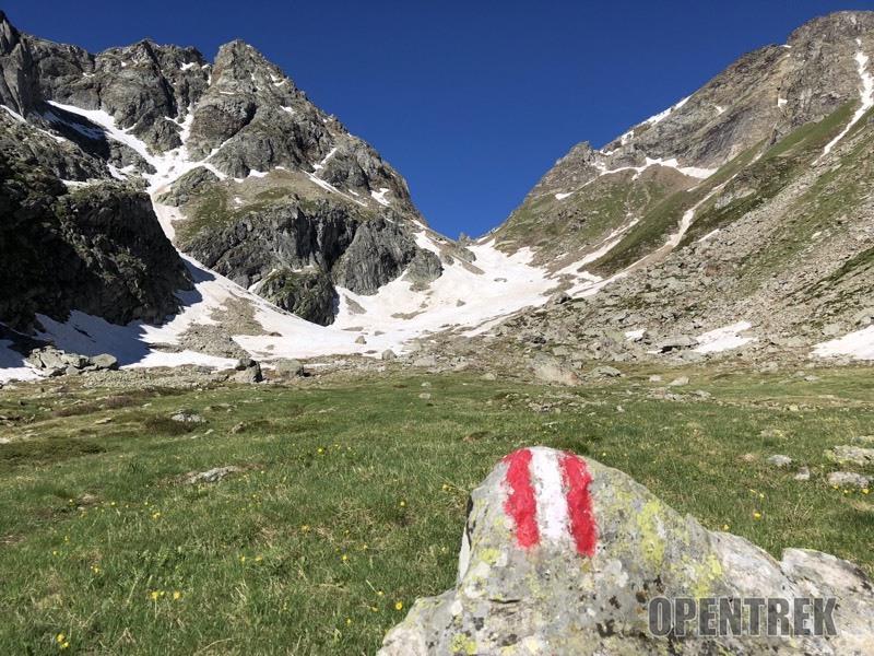 Escursione bocchetta del Gallo Passo Nefelgiù, val Formazza
