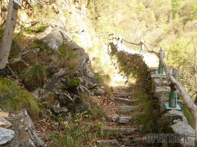 Escursione Mocogna, Monteossolano e Bognanco