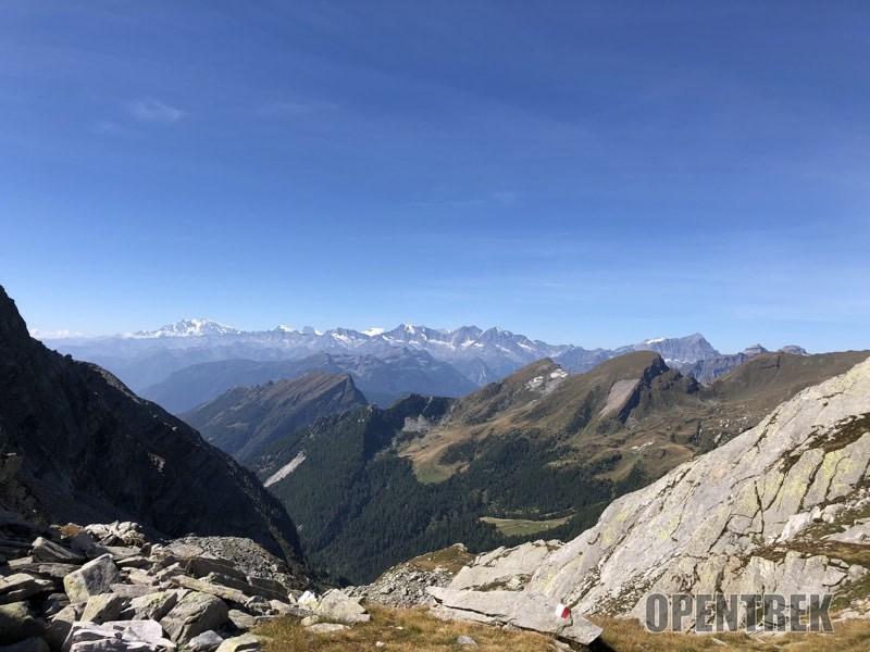 Escursione da Arvogno val Vigezzo a Crego valle Antigorio