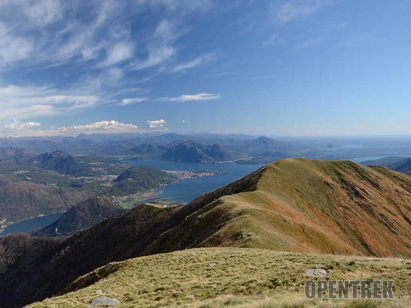 Escursione monte Cerano da Arzo