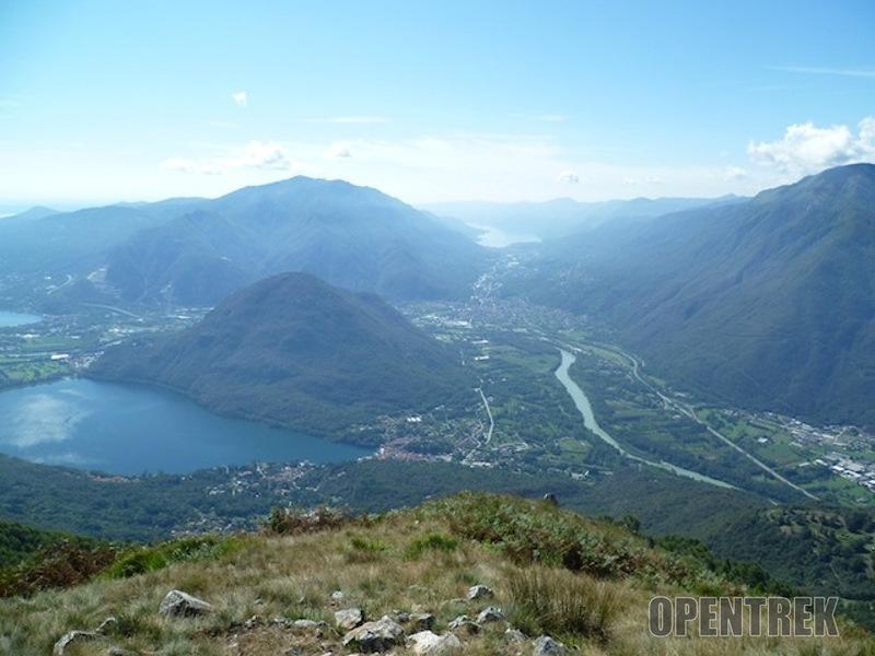 Escursione monte Faiè da Bracchio, Mergozzo