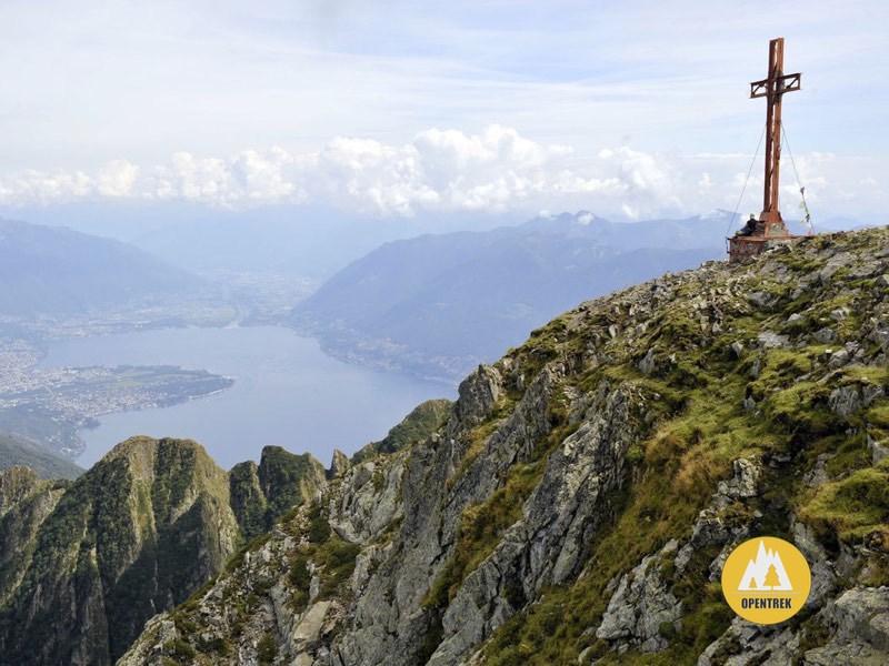 Escursione monte Limidario o Gridone da Spoccia