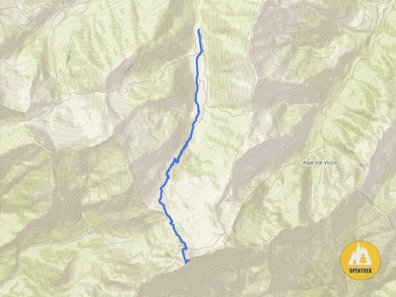 mappa laurasca