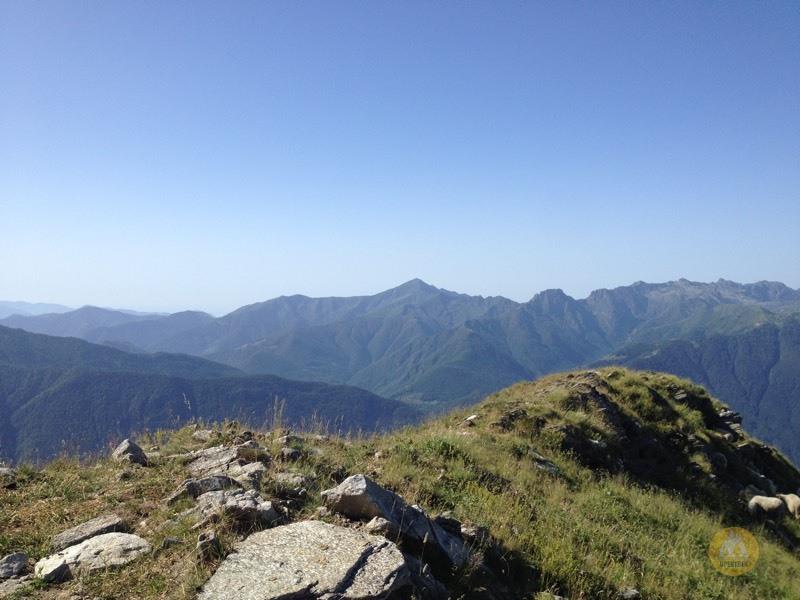 Escursione monte Ziccher dal Blitz in valle Vigezzo
