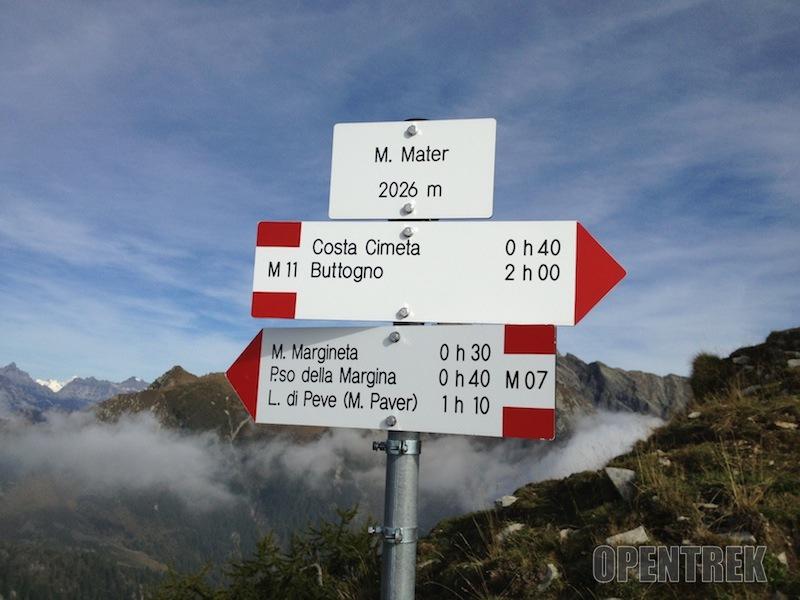 Escursione monte Mater da Sagrogno, valle Vigezzo