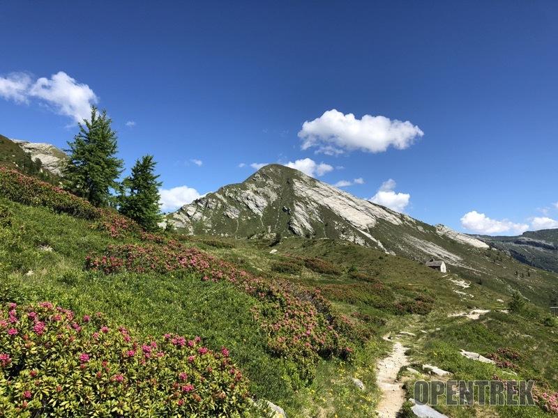 Escursione pizzo Ruggia da Arvogno valle Vigezzo