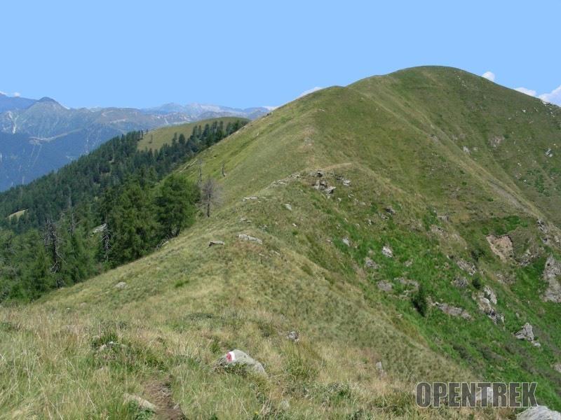 Escursione Testa del Mater da alpe Cortino, val Loana